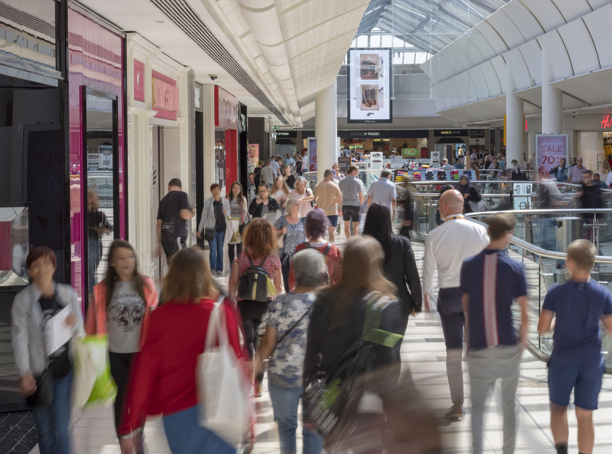 Intu to sell three major malls in bid to raise cash
