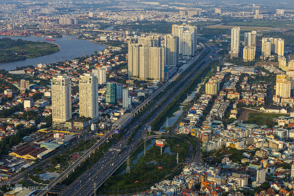 HCMC to become smart city by 2025: chairman